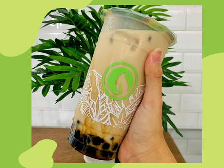 A Classic Wintermelon Milk Tea