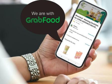 Order now via Grab Food!