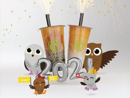 Happy New Year Everyone From Moonleaf Family!