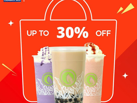 Kick start your year with the first ever shopee 2-2 sale! #GoodVibesInACup #ShopeeDealsNearMe