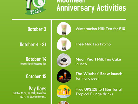 #TENkyuMoonleaf is the Mood for October.