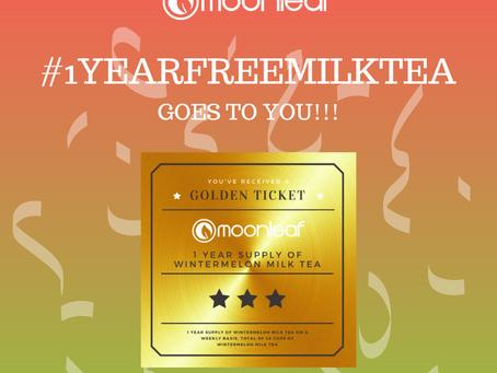 Moonleaf Golden Ticket Winners!