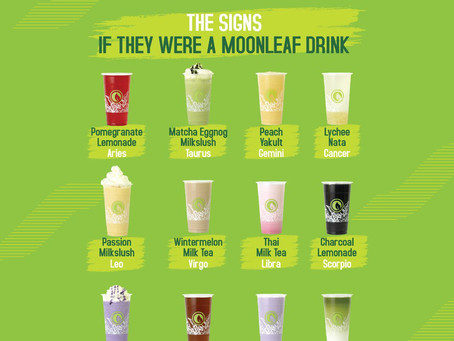 Moonleaf Zodiac Edition