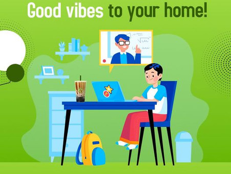 Goodvibes to your home!