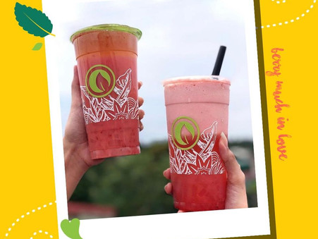 """""""All the flavors are so good. It's light, not overly sweet, and very refreshing!"""""""