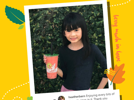 It's TEA o' clock! grab some Milk Tea for you and your little one!