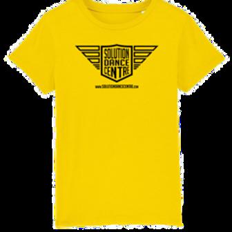 Yellow Duurzame t-shirt