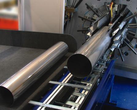Máquina para formado de tubo Dreistern