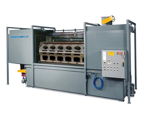 Lavadora Reciprocante para Blocks de Motor Proceco RCP