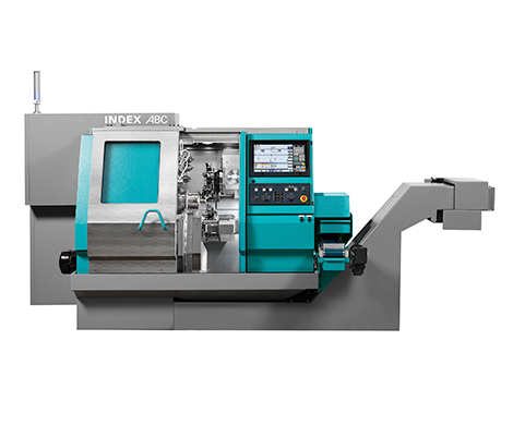 Index ABC automatic lathe
