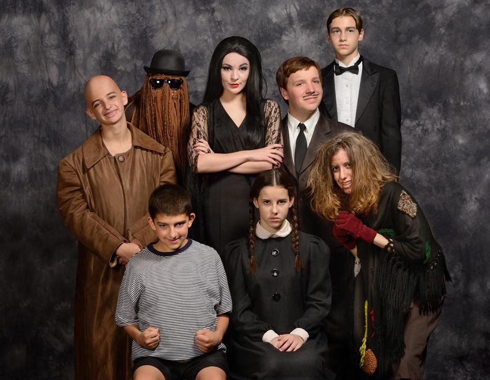 "Stages ""Addams Family"""