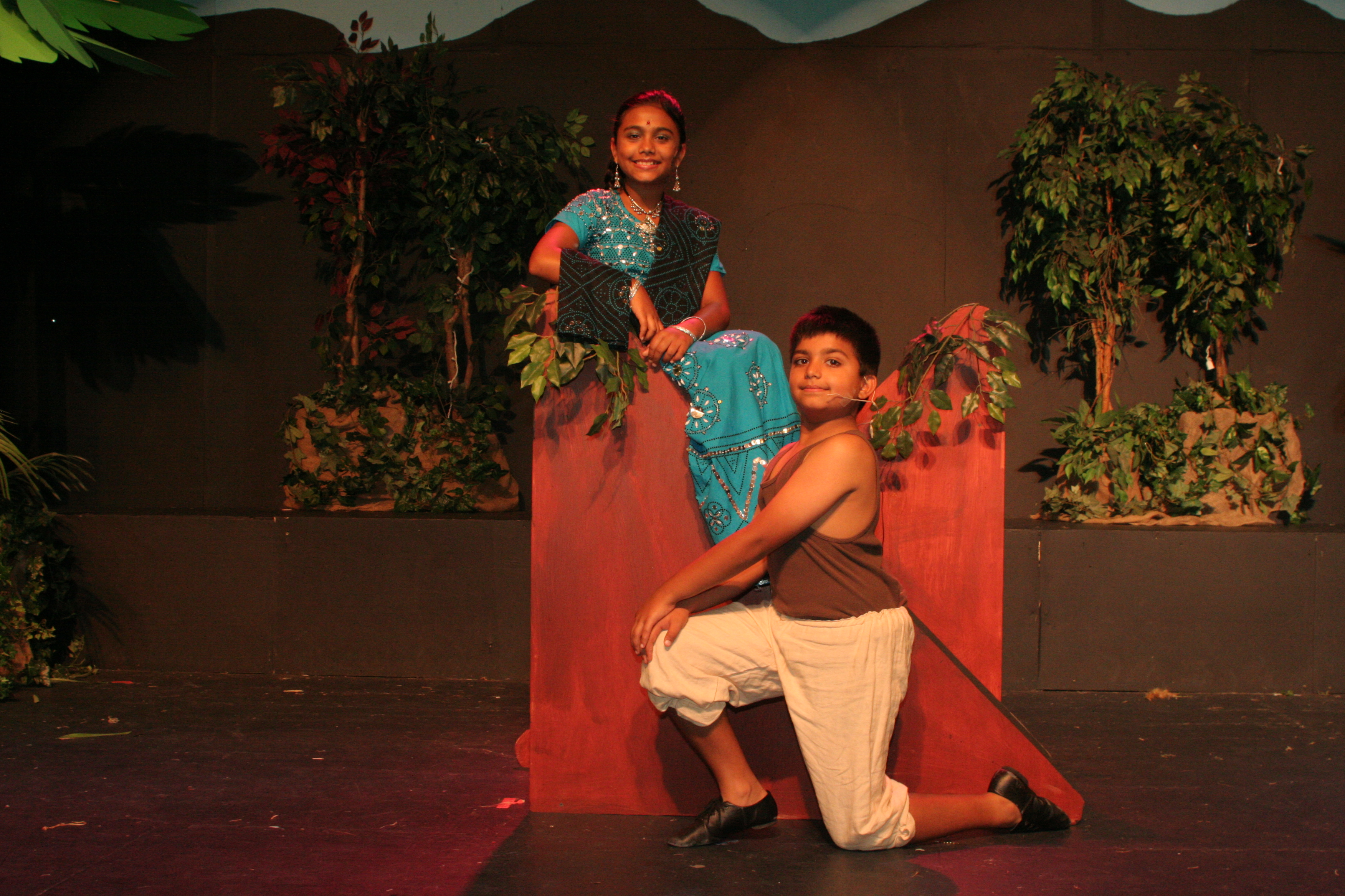 "Stages ""Jungle Book"""