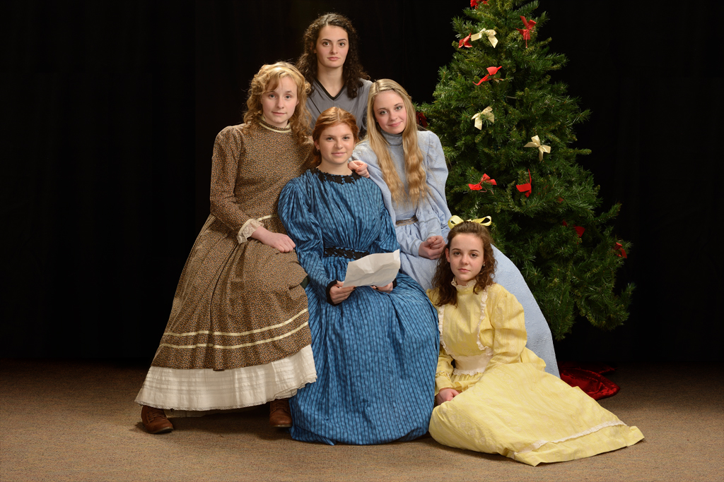 "Stages ""Little Women the Musical"""