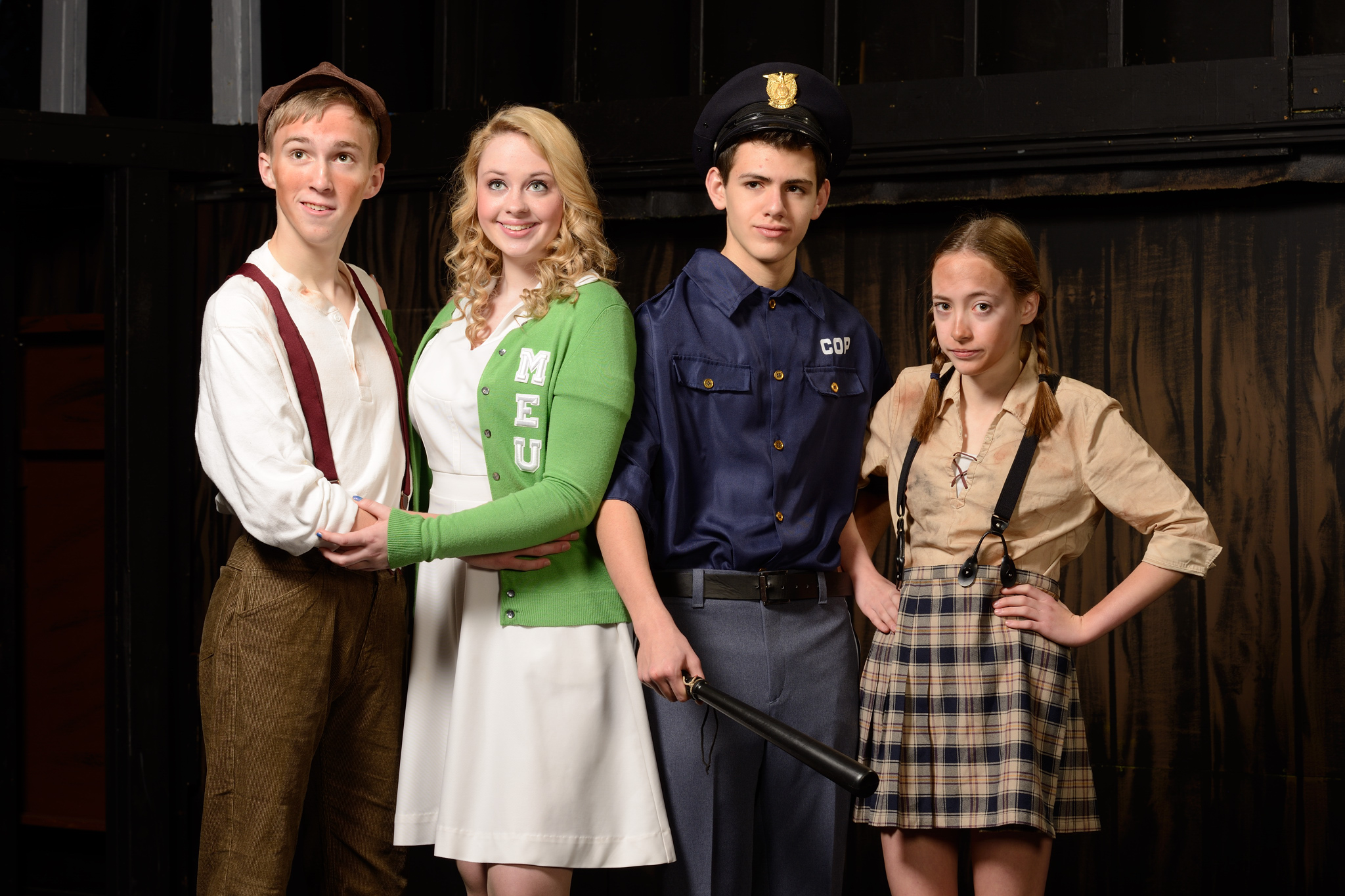 "Stages ""Urinetown the Musical"""