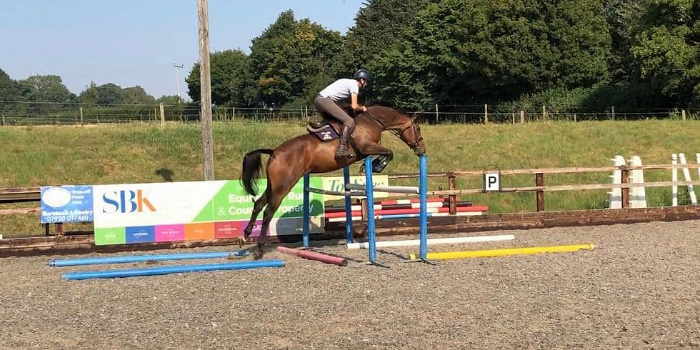 Arena Eventing Training with Owen Cooper - BRC Members only