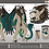 Thumbnail: Digital Scientific Anthro Character Reference Sheet