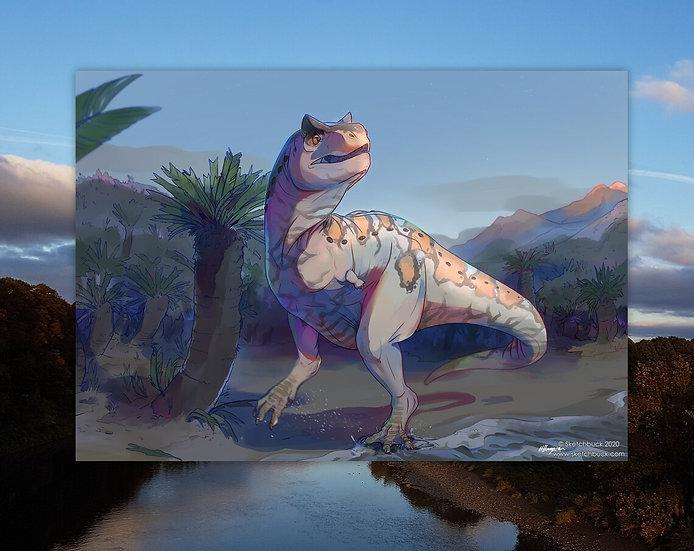 Digital Full Illustration of Character/Creature