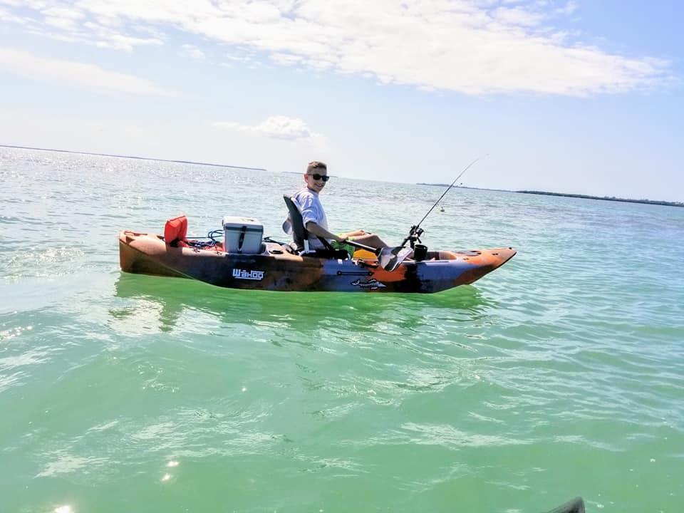 Fishing Kayak Rental Reservatio- 4 Hours
