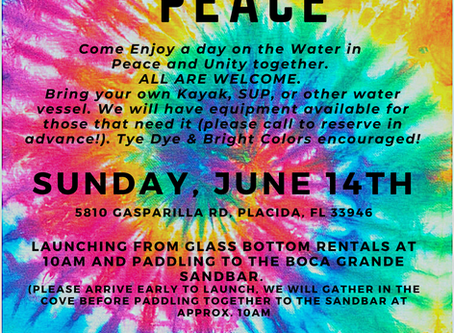 Paddle for Peace