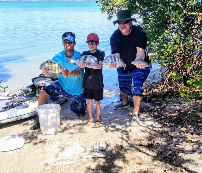 Boca Grande Fishing Pier Kayak Tour