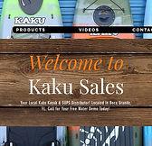 kaku kayak sales paddleboard wahoo voodoo kahuna