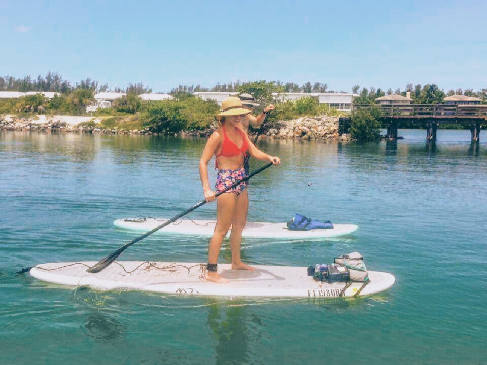 Paddleboard Reservation- 2 Hours