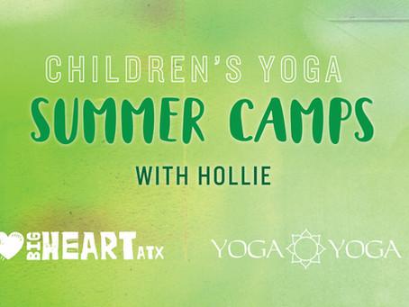 2019 Austin Summer Camps!