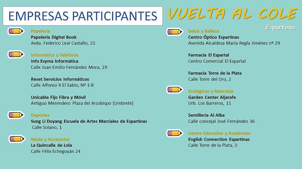 ASEDES / Vuelta al Cole 2021. Sevilla
