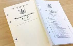 Natural and Built Environments Act (RMA replacement)