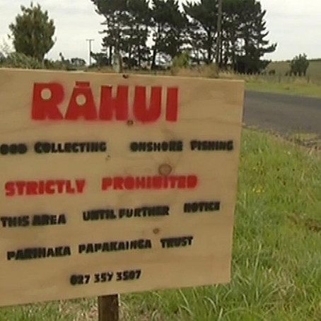 By what authority do Maori groups impose restrictions on the rest of the community?