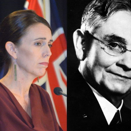 FORTRESS NEW ZEALAND: AN ANCIENT, FAILED LABOUR VISION