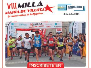 VIII MILLA MARÍA DE VILLOTA, 4 DE JULIO