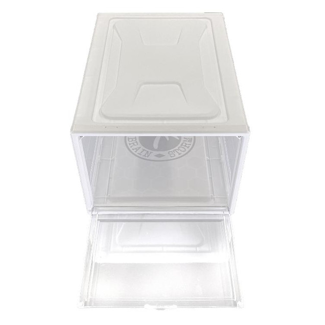 shoebox white