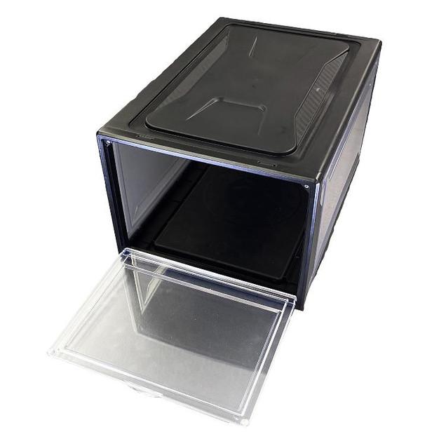 shoebox black