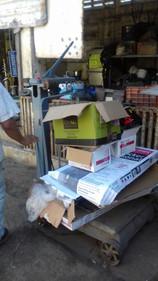 Reciclaje de papel y PET en el OV