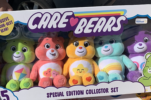 Care Bears Special Edition Collector Set