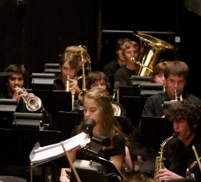 Award-Winning Student Pit Orchestra