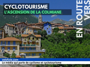 La Colmiane, au cœur du Mercantour à vélo