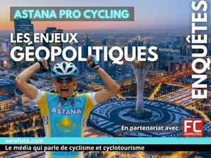 Astana, outil d'une stratégie géopolitique pragmatique