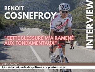 """Benoit Cosnefroy : """"J'espère que ma fraîcheur fera la différence"""""""