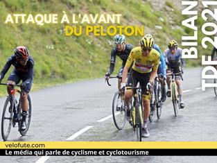 Tour de france 2021 : Récompense à l'attaque