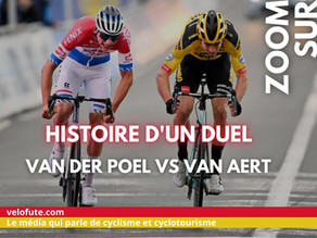 Van Aert et Van der Poel : Duel au sommet