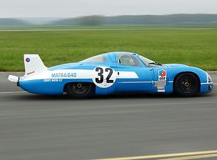 Matra 640 V12 - Mecabora Classic  - Historic car - voiture historique