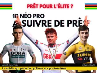 Cyclisme : 10 néo-pro à suivre sur la saison 2021