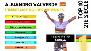 Top 10 du 21e siècle : Alejandro Valverde, l'inimitable