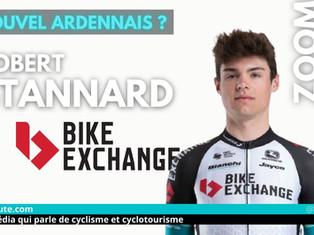 Robert Stannard : le nouvel Ardennais