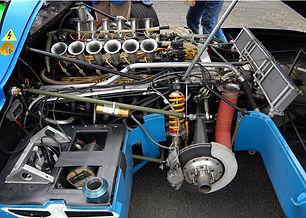 Moteur Matra V12 Mecabora Classic - Historic Car - voiture historique