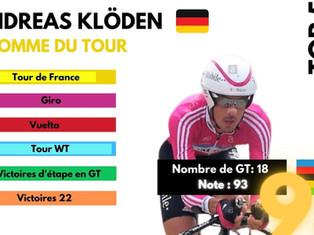 Top 5 sans Grand Tour : Andreas Klöden, l'homme de l'ombre