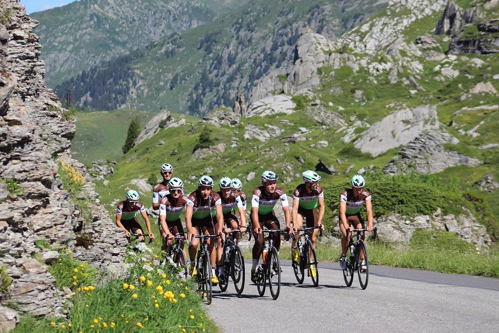 Classement des équipes de formation cyclisme