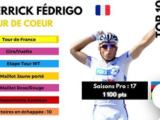 Top 10 Baroudeurs : Pierrick Fédrigo, le résistant